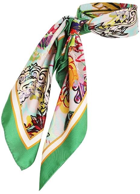Zimmermann The Lovestruck Silk Headscarf