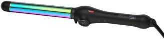 Conair InfinitiPro by 1-in. Rainbow Titanium Clipless Curling Wand