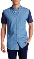 Zanerobe Button-Down Trim Fit Shirt