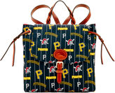 Dooney & Bourke MLB Pirates Flap Backpack