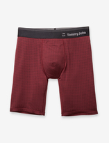 Tommy John Second Skin Chrome Hawthorne Print Boxer Brief