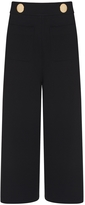 Tibi Stretch Knit Nerd Pants