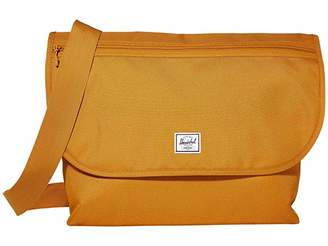 Herschel Grade (Black) Messenger Bags