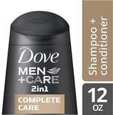 Dove Men+Care Shampoo Hair And Scalp