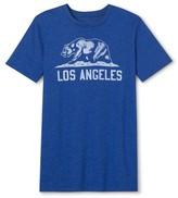 Los Angeles Local Pride by Todd Snyder Men's Cali Bear Tee - Royal Blue