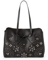 Nanette Lepore Black Alissa Shoulder Bag