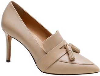 Banana Republic Madison 12-Hour Tassel Loafer Pump