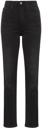 Frame Le Sylvie straight leg jeans