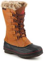 Kodiak Women's Skyla Snow Boot -Caramel/Black