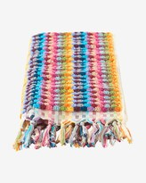 Toast Striped Chickpea Hand Towel