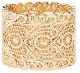 Forever 21 FOREVER 21+ Ornate Stretch Bracelet