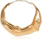 Aurelie Bidermann Figuratives Body Gold Plated Necklace