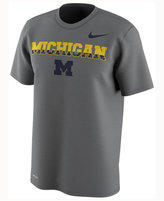 Nike Men's Michigan Wolverines 2.0 Hook Legend T-Shirt