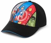 Boys' Avengers Baseball Hat - Black