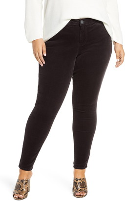 KUT from the Kloth Diana Cord Skinny Jeans
