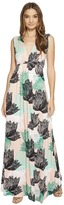 Rachel Pally Long Sleeveless Caftan Print Women's Sleeveless