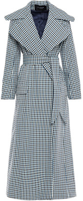 Paper London Check Me Out Gingham Woven Coat
