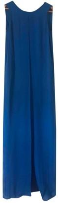 Sass & Bide Blue Silk Dresses