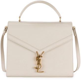 Saint Laurent Cassandre V-Flap Shoulder Bag