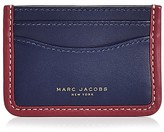 Marc Jacobs Color Block Madison Card Case