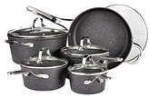 Heritage The Rock Forged Non-Stick Cookware Set, 10-pc