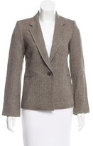 Joseph Wool Tweed Blazer