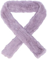Yves Salomon Four Lapin scarf