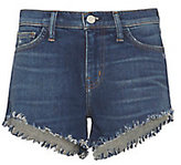 L'Agence Zoe Perfect Blue Shorts