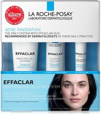 La Roche-Posay Effaclar Dermatological Acne Treatment Set