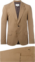 Maison Margiela classic two piece suit - men - Cotton/Spandex/Elastane/Viscose - 48