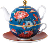 Wedgwood Paeonia Tea For One