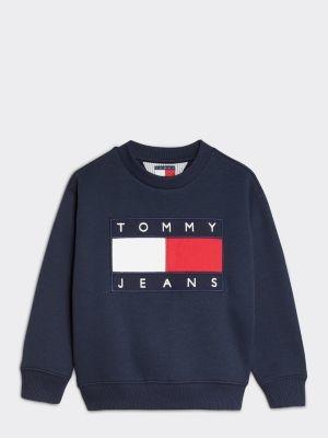 Tommy Hilfiger Tommy Jeans Flag Badge Sweatshirt