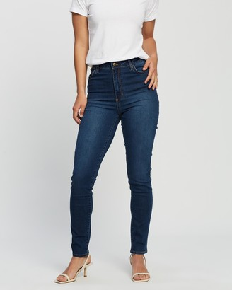 Lee Classics High Slim Jeans