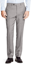 Tommy Hilfiger Gray Sharkskin Suit Pant