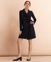 Brooks Brothers Trench Dress