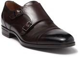 BOSS Kensington Leather Monk Strap Dress Shoe