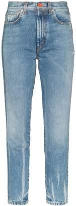 Heron Preston straight-leg jeans