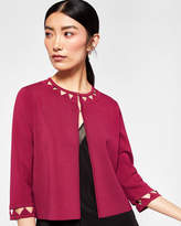 Ted Baker Cut out detail cardigan