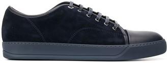 Lanvin DBB1 low-top suede sneakers