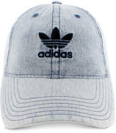 adidas Cotton Relaxed Washed Strap-Back Hat