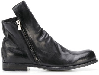 Officine Creative High-Front Ankle Boots