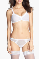 Cosabella Erin Fetherston - Erin Bridal Swiss Dot Low Rise Thong