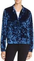 Joe's Jeans Lexi Crushed-Velvet Jacket - 100% Exclusive