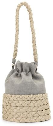 0711 large Freja bucket bag