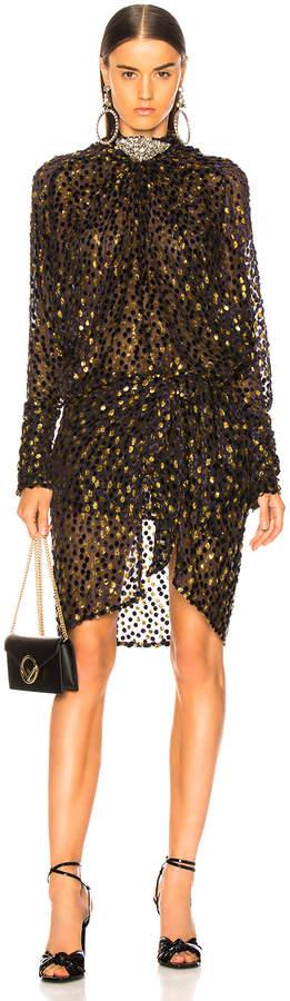 Dodo Bar Or Ida Dress.Ida Dress In Purple Gold Fwrd