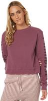 Swell Hampstead Crew Sweater Purple