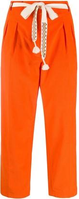 Mira Mikati Tie-Waist Trousers
