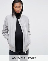 Asos Winter Bomber Jacket