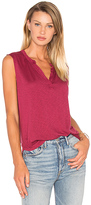Velvet by Graham & Spencer Cleo V Neck Top