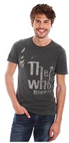 Lucky Brand Men's Who Kids Are Alright Graphic Tee